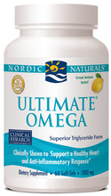 Provides Concentrated Levels of Omega-3's EPA and DHA Essential Fatty Acids