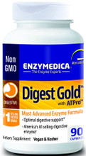 High Potency Digestive Enzymes to Support Protein, Fat, Carbohydrate and Fibre Digestion.
