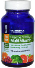 Contains Enzyme Activated Nutrients as Part of a Whole Food Matrix