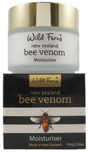 New Zealand Bee Venom Moisturiser with Active Manuka Honey