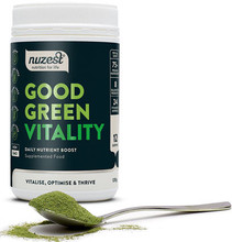 Ultimate Nutritional Supplement, Providing Extensive Range of Greens, Fruits, Vegetable and Berries with Added Vitamins, Minerals, Antioxidants, Probiotics and Herbs