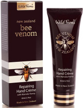 Bee Venom Blended with Moisturising Manuka Honey, Rich Natural Oils and Plant Extracts