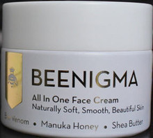New Zealand Bee Venom and New Zealand Active Manuka Honey UMF 20+ All in One Face Cream