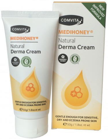 Comvita Medihoney Derma Cream 50g (1 8oz)