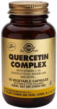 Powerful Synergistic Formula Combining Quercetin with Ester-C and Bromelain For Natural Anti-Allergy and Anti-Inflammatory Support