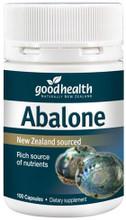 New Zealand Abalone Powder (Freeze dried) - 200mg per Capsule