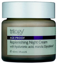 Restorative Night Time Moisturiser with Hyaluronic acid, Marula, and Glycablend™