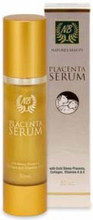Anti-Wrinkle Serum Enriched with Elastin, Collagen, Manuka Extract, Evening Primrose Oil and Vitamins A and E and Gold Flakes