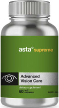 Combines the Power of Astaxantin, Lutein and Zeaxanthin with Saffron and Zinc for Comprehensive Eye Health