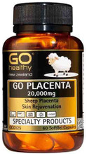 Contains Sheep Placenta Extract Combined with Grape Seed Extract and Grape Seed Oil