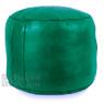 Green Tabouret Fez Pouf