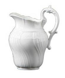 Richard Ginori Vecchio White Coffee Milk Jug 7.78 oz.