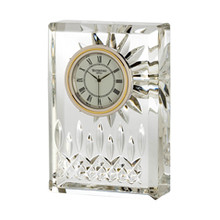 "Lismore Giftware Clock 4 1/2"" H"