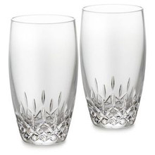 Lismore Essence Barware / Giftware Hiball Pair