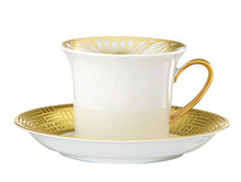 Rosenthal Persis Coffee Cup 6 Oz & Saucer 6""