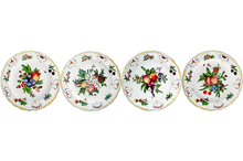 "Heritage House's Mottahedeh Duke of Gloucester Rim Soup Bowl 10"" (set of 4)"