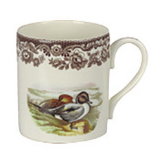 Spode Woodland Pintail Mug 16 oz. (Set of 4)