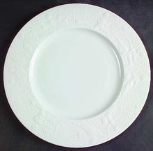 Rosenthal Magic Flute White Dinner Plate 11""