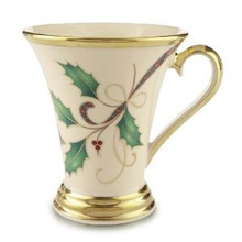 Lenox Holiday Accent Mug 12 Oz Set of 4