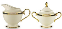 Lenox Hancock Salt & Pepper Shaker Set of 2
