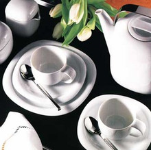 Rosenthal Suomi White 5 Piece Place Setting