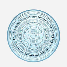 Iittala Kastehelmi Light Blue Plate 9.75""