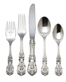 Reed & Barton Sterling Francis I 5-Piece Place Set