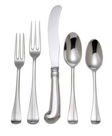 Royal Scroll 5-Piece Place Set
