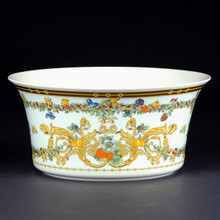 Versace Butterfly Garden Open Vegetable Bowl 9 3/4""