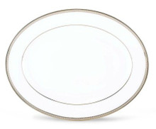 Lenox Murray Hill Oval Platter 16""