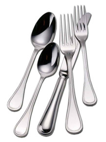 Couzon Le Perle Silver Plated 5 Piece Place Setting