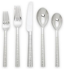 Dansk Tronada 20 Piece Place Setting = 4 x 5 Piece Place Setting