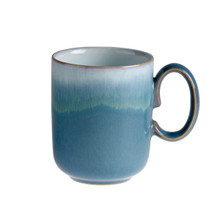 Denby Azure Double Dip Mug 10 Oz (Set of 4)