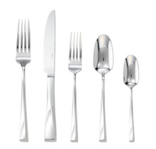 Sambonet Twist Stainless Steel 5 Piece Place Setting S.H.