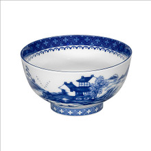 Mottahedeh Blue Canton Dessert Bowl (Set of 2)