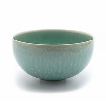 "Jars Tourron Jade Serving Bowl M 9"" x 4.7"""