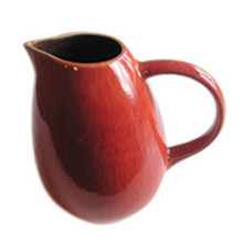 Jars Tourron Orange Pitcher 33.8 oz.