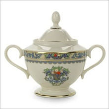 Lenox Autumn Covered Sugar Bowl