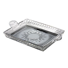 """Waterford Lismore Diamond Square Serving Tray 12"""""""