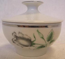 Stonegate / Heritage Midnight Rose Sugar Bowl & Cover