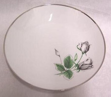 Stonegate / Heritage Midnight Rose Soup Plate