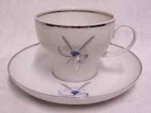Stonegate / Heritage Harvest Star Coffee Cup & Saucer