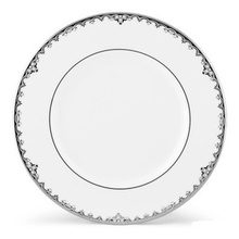Lenox Federal Platinum Accent Plate 9""