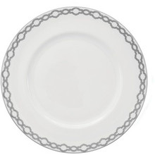 "Monique Lhuillier Embrace Dinner Plate 10.5"" (Set of 4)"