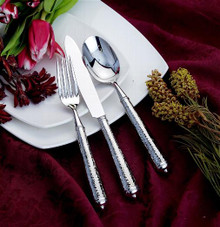 Heritage House's Ricci Leopardo 2-Piece Salad Serving Set (Set of 2)
