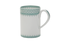Heritage House's Mottahedeh Green Lace Mug