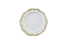 Heritage House's Mottahedeh Barriera Corallina Gold Bread Butter Plate