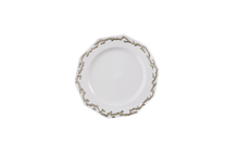 Heritage House's Mottahedeh Barriera Corallina Platinum Bread Buter Plate