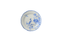 Heritage House's Mottahedeh Virginia Blue Bread & Butter Plate w/ Center