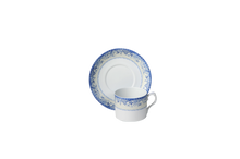 Heritage House's Mottahedeh Virginia Blue Tea Cup & Saucer